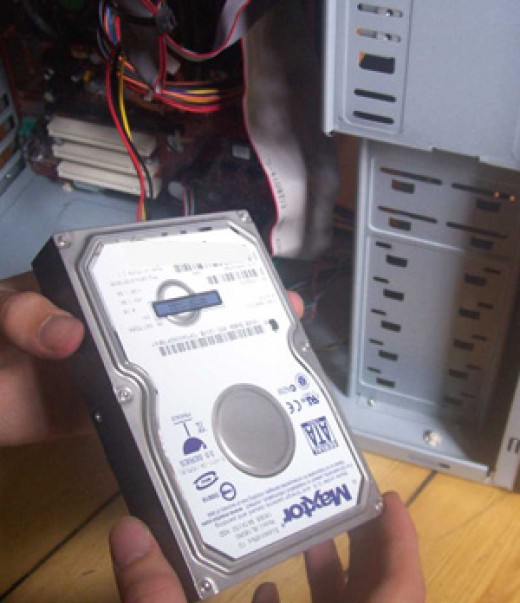 Installing your own hard drive is easy if you follow these basic instructions!