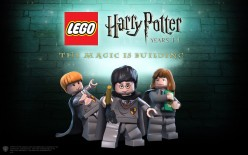 Lego Harry Potter Years 1-4 Walkthrough Part 13: Chamber of Secrets, The Basilisk