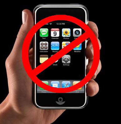 iPhone... big deal. No thanks!