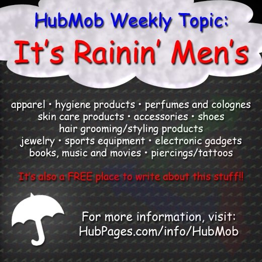HubMob weekly Topic c/o HubPages