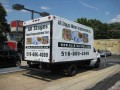 Truck wraps to advertise your business.