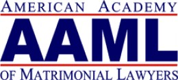 Call or email the American Academy of Matrimonial Lawyers for advice.