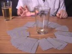 American vs English Drinking Game