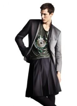 H&M Skirts for Men Hit The Mainstream