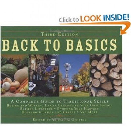 Back to Basics: A Complete Guide to Traditional Skills, Third Edition [Hardcover]  By Abigail R. Gehring