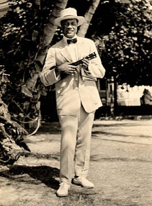 Ernest Kaai...around 1917