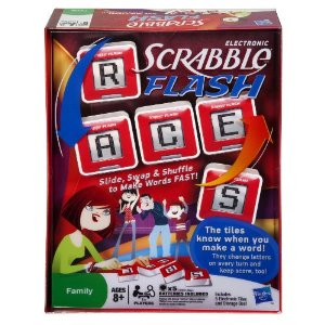 Scrabble Flash Cubes Game - Best Group Games