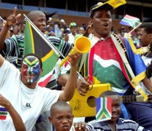 Soccer Fans Love their sport!