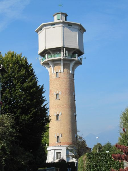 Water tower in Kranj