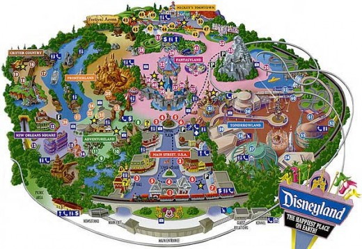Get Disneyland discount tickets before your next visit to save money.