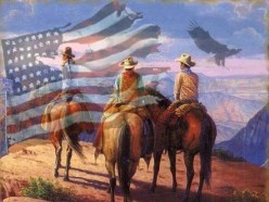 The Cowboy, A Piece Of America