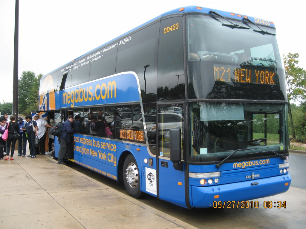Megabus from dc to nyc : Dragon ball z tickets