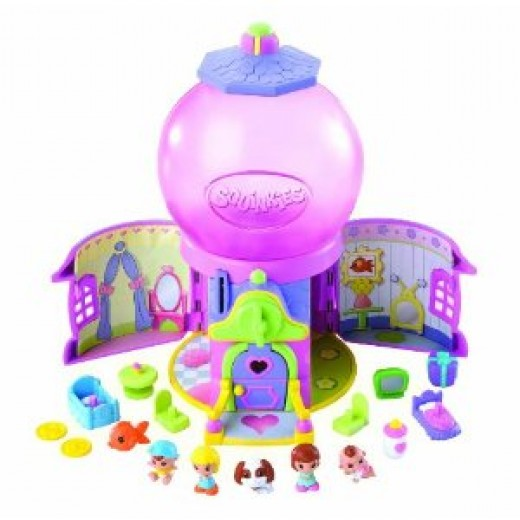 Squinkies Playsets