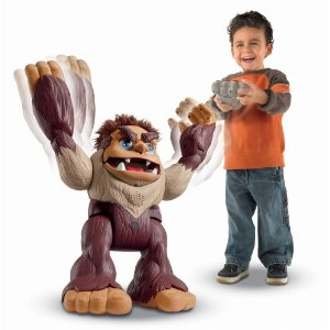 Bigfoot the Monster Toy Fun