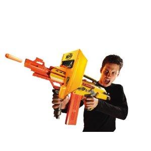 Nerf Stampede Gun Fun