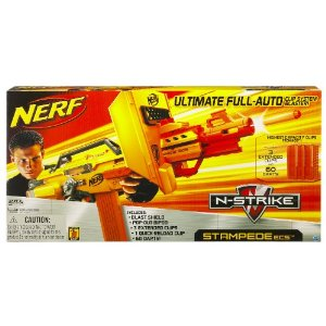 Nerf Stampede Gun Toy