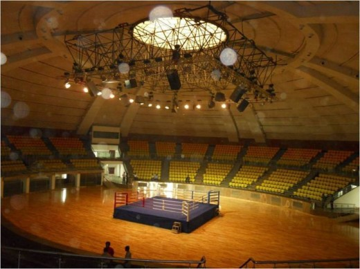 The Boxing Arena