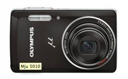Olympus U 5010 camera exterior
