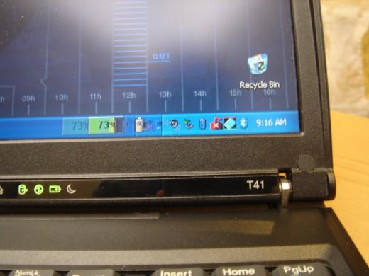 T41, Bluetooth