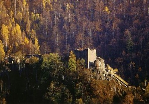 Poienari Citadel