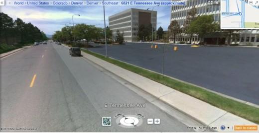 bing street view