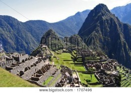 The Inca are responsible for the building of Macchu Pichu, an astounding feat at an astounding altitude. Some of the building blocks are so big and so well fitting that it defies explanation.