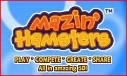 Webkinz Mazin' Hamsters