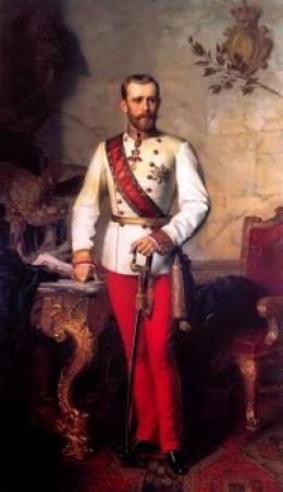 Rudolf, son and sole heir to Emperor Franz Joseph I