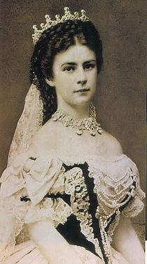 Empress Elisabeth de Bavire