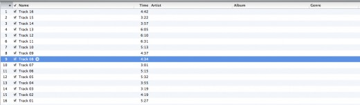 Does your iTunes look like this currently? This can be fixed!