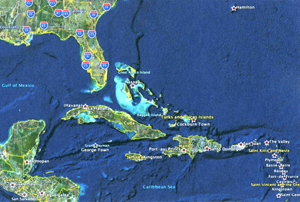 See: we will travel to the edge of the Continental shelf