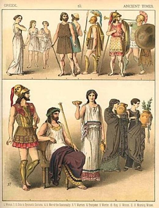 чем греки отличаются от турков надевается голое