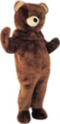 Teddy Bear Costume 4