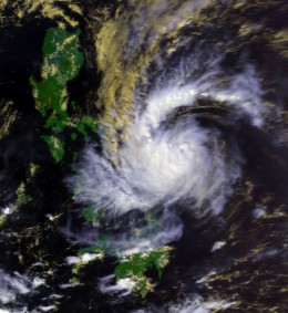 tropical storm THELMA or URING in 1991 was considered the most destructive or deadliet for killing 5,101 to 8000 Filipinos who got drowned in its floods.