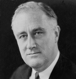 President Franklin Roosevelt: The Great Depression, The New Deal, and The War