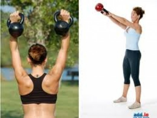 Kettlebell for Fitness and Fun