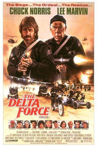 Chuck Norris Costumes - Delta Force