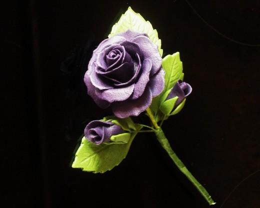 Flower Paste Rose