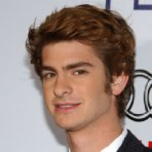 Andrew Garfield plays Eduardo