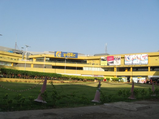 Inorbit Mall in Vashi