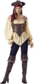 Adult Pirate Costume 6