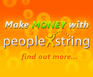 If you would like to join People String or learn more about how it works, click the link below. Don't forget to make People String your homepage. You'll get all the great features of your current hompage with the added bonus of making money!