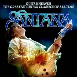 "Santana's new album ""Guitar Heaven"""