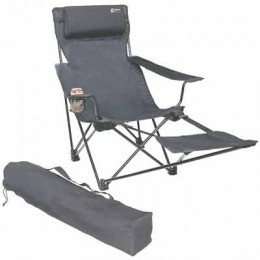 Folding Camping Chairs with Cup Holder and Recliner