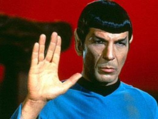 More like Spock than we might expect
