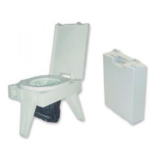 The PETT Portable Environmental Toilet
