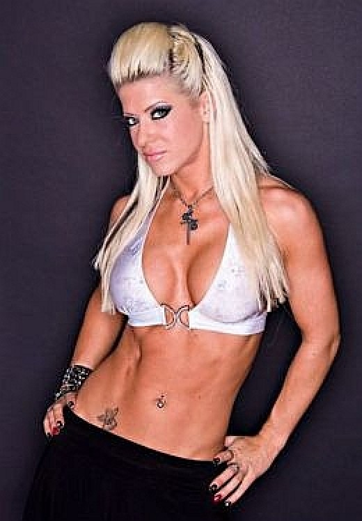TNA Knockout, Angelina Love