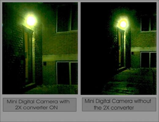 2X Teleconverter test image.