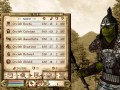 If this screen looks boring, you should probably look for a different RPG as you will spend many hours in the menus of Oblivion.