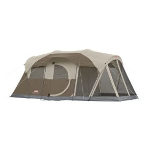 Coleman WeatherMaster Screened 6 Tent